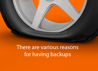 Why Backup is a Must